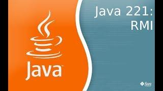 Урок Java 221: RMI
