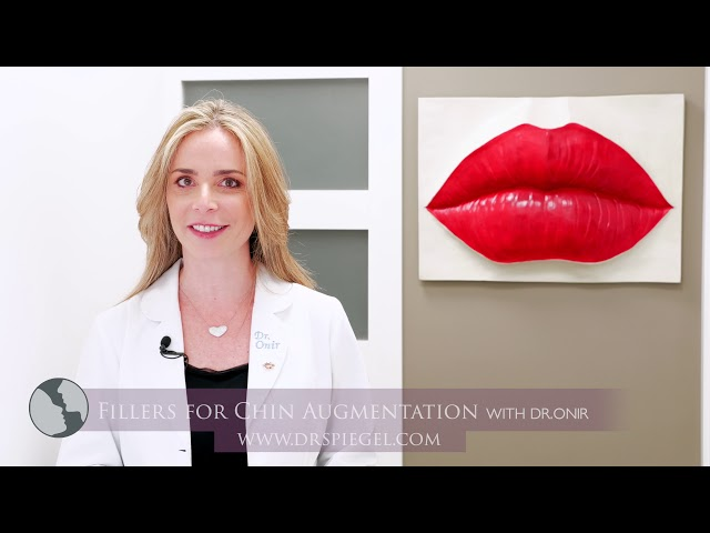 Fillers for Chin Augmentation