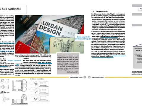 LECTURE: The End(s) of Urban Design