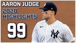 Aaron Judge 2020 Highlights | 1080p HD