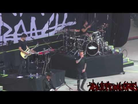 Papa Roach Live - American Dreams - Columbus, OH (May 20th, 2017) ROTR [1080HD]