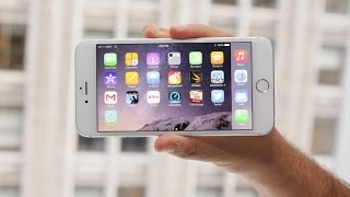 Uninstall, Delete apps and games iPhone 6, 6 plus