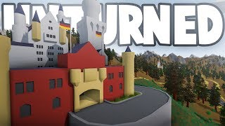Unturned 3.20.0.0: NEW GERMANY MAP!!! (Exploring Major Points of Interest)