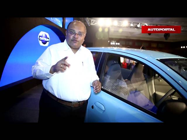Datsun Go Review at Launch - AutoPortal