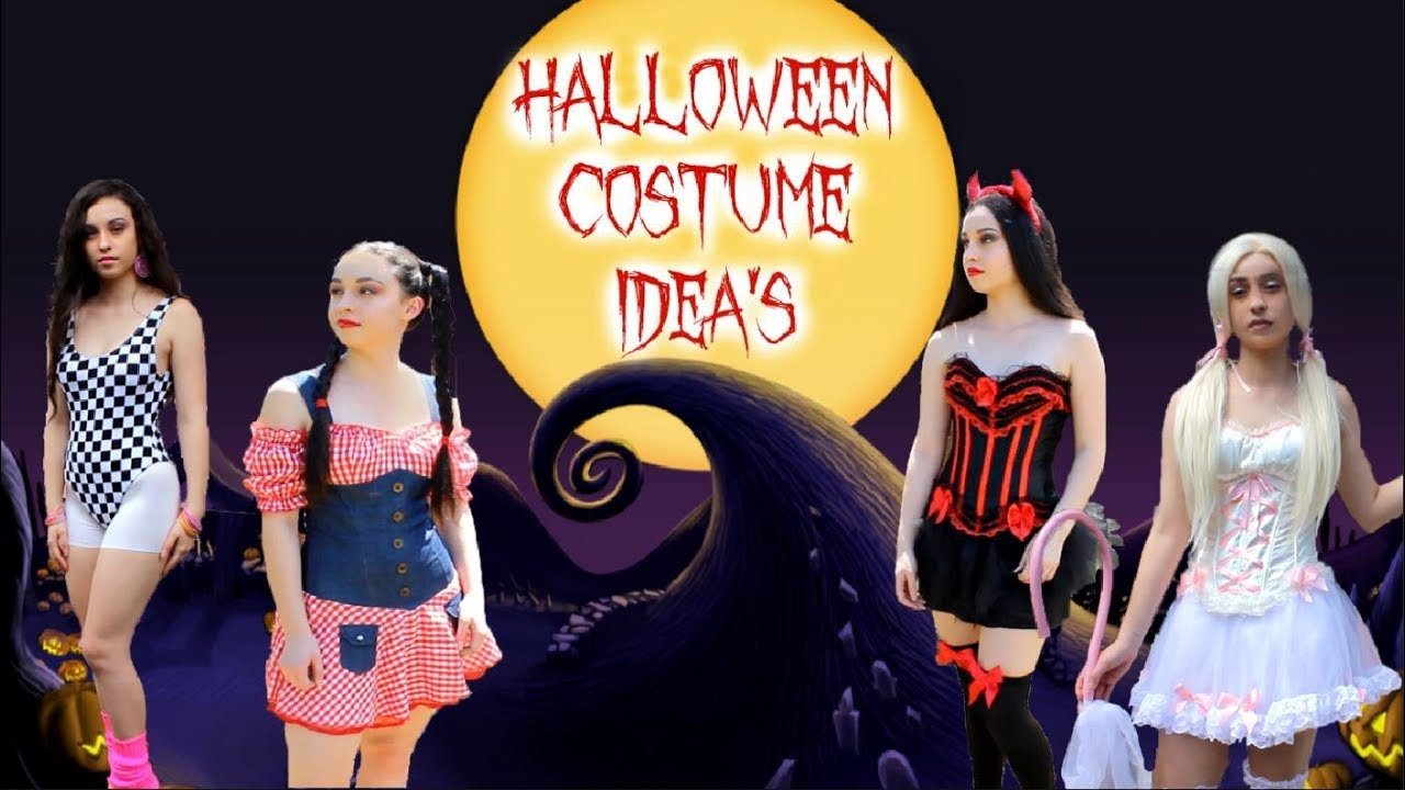 halloween costume ideas makeup