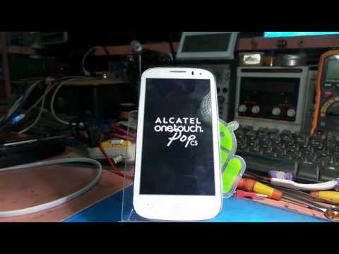alcatel one touch pop c5 5036d hard reset