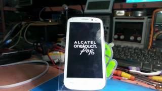 alcatel one touch pop c5 5036d hard reset