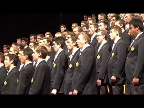 BYU Men's Chorus There is a Balm in Gilead