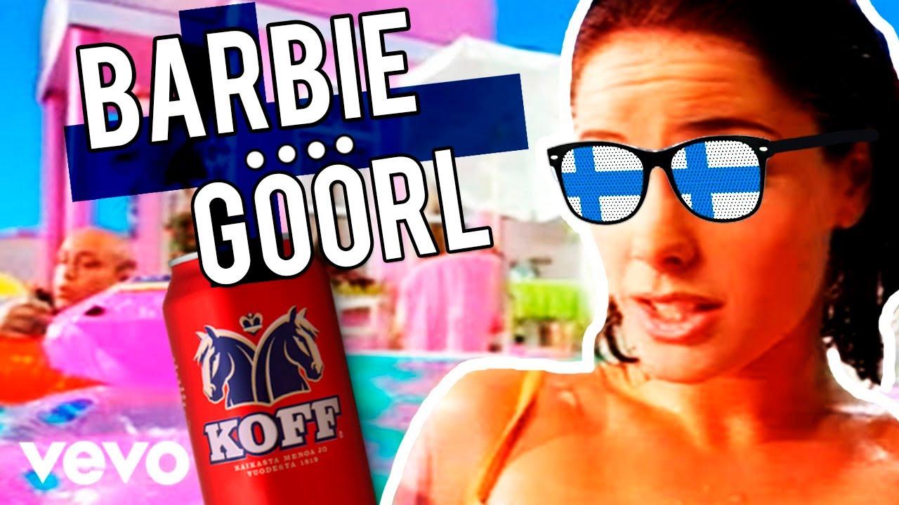 Aqua - Barbie Girl but in Finnish accent