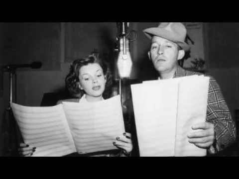 JUDY GARLAND The Way You Look Tonight BING CROSBY improved sound