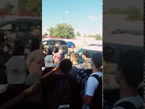 Peoria Highschool student gets arrested