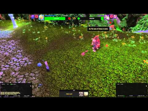 How to kill Brok with 2 pets - An Awfully Big Adventure - Mistels Pet Battles