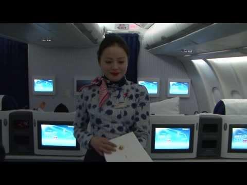 J'ai testé pour vous la Business Class de China Eastern Airlines