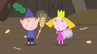 El Pequeño Reino de Ben y Holly CAPITULOS COMPLETOS - El Molino de Viento Duende - Dibujos Animados