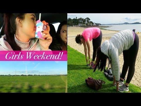 GIRLS WEEKEND! Auckland Vlog | Monique Emmens