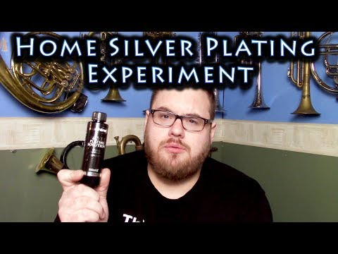 Experimenting with Silver Plating at Home