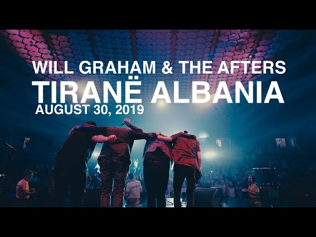 Around The World With The Afters: Tirana, Albania
