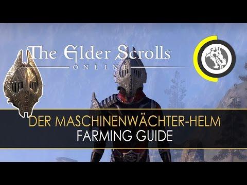 ESO - Der Maschinenwächter-Helm Farming Guide   Engine Guardian   deutsch   HD