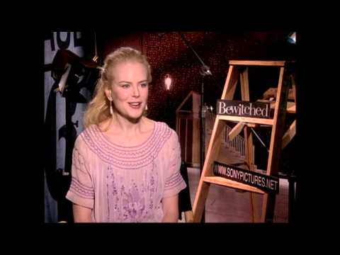 Bewitched: Nicole Kidman Exclusive Interview