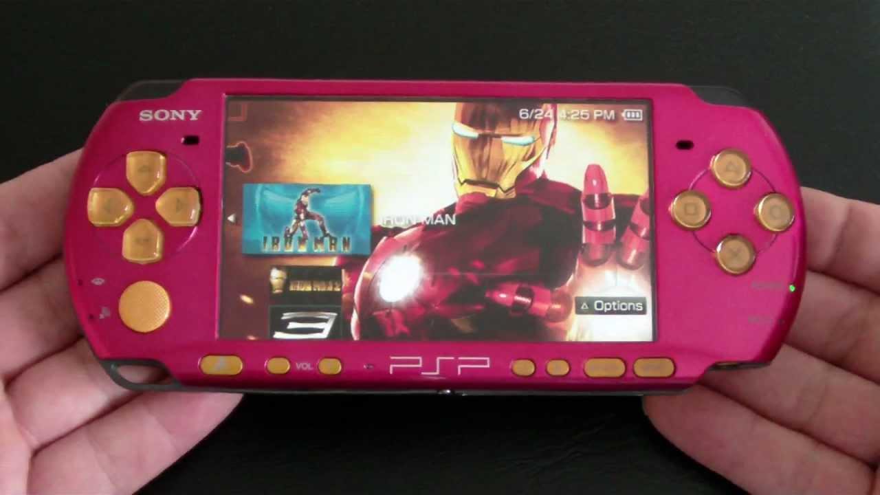 Sony Playstation Portable Psp