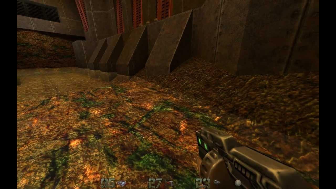 Quake 2 XP - Graphics Mod