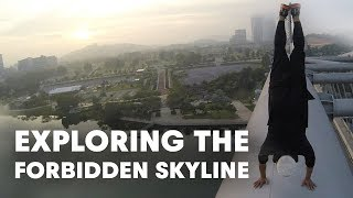 Exploring the Forbidden Skyline in VR | URBEX