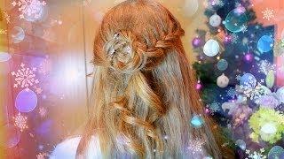 ♥ Вечерняя прическа от MakeupKaty ♥