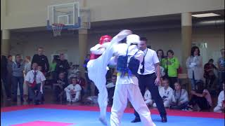 Turniej Karate - Sadowne (29.09.2018)