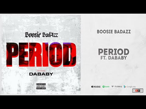 """Boosie Badazz Ft DaBaby  """"Period"""" Previews Music Video 2021"""