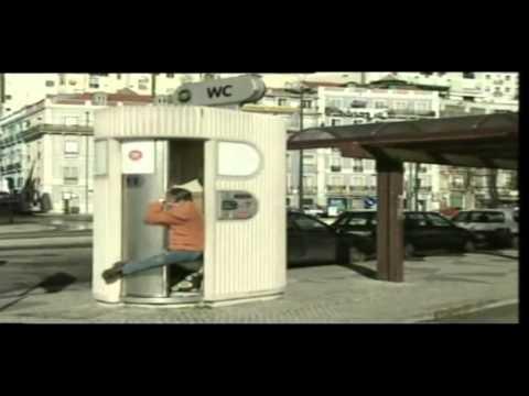 David Williamson - Gag FISM Lisbona 2000 #1
