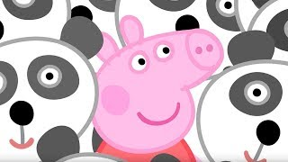 vuclip Peppa Pig Episodes in 4K - BEST Moment from Season 3 - 1 HOUR - Cartoons for Children
