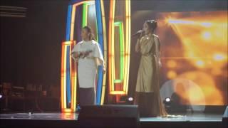 Jaya And Jona When You Believe Whitney Houston And I Believe Fantasia