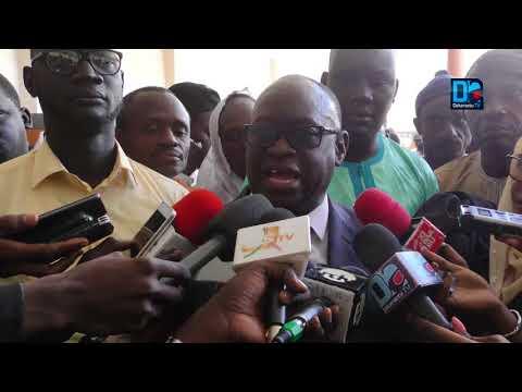 Barthelemy Dias condamné : Me E. Diouf « c'est de l'acharnement contre des hommes politiques ...»