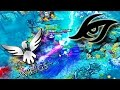 Secret vs Wings Gaming Group Stage Game 1 StarLadder I League StarSeries Dota 2 Highlights