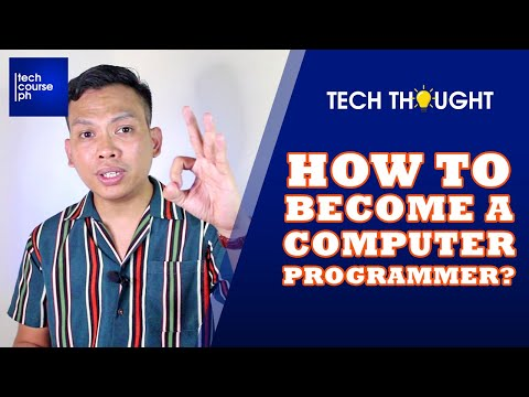 How To Become A Computer Programmer? | Tech Thought