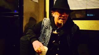 Venom Inc video interview - The Hard Luck, Toronto - January 10th, 2016