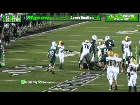 OH 2013 Corey Quallen  Mason  Strong Safety  Promo