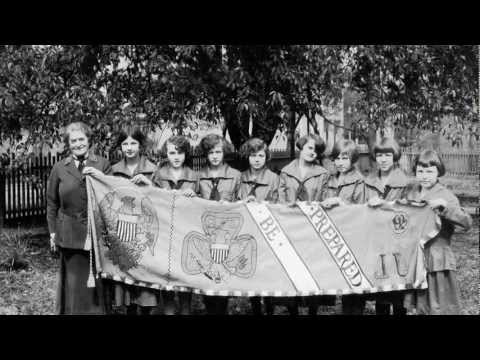Juliette Gordon Low and the Girl Scouts