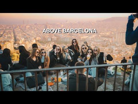 Secret Spot Above Barcelona