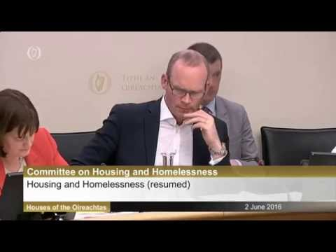 Discussions With Minister for Housing Simon Coveney Part 4