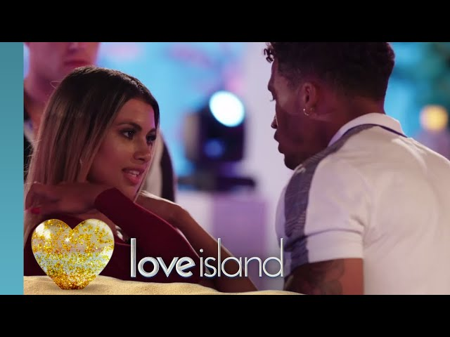 Joanna and Michael Part on Bad Terms | Love Island 2019
