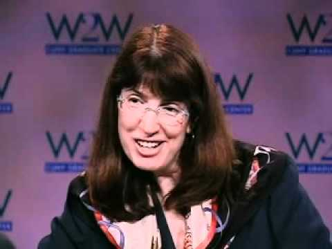 Women to Women: Julie Blackman, social psychologist/jury consultant