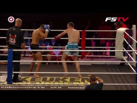 Team Holland Trailer (Hungary Vs. Holland, K-1 Event, Budapest, July 15th)