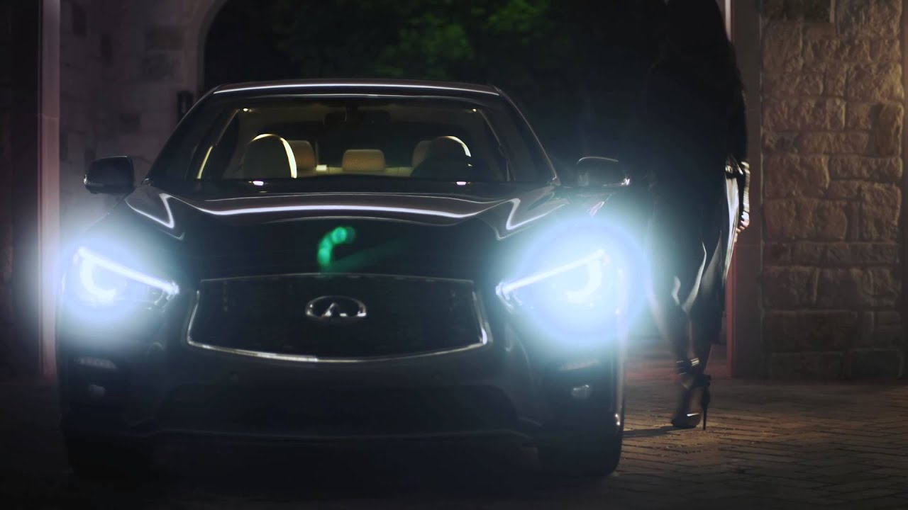 Infiniti Q50 Welcome Lighting A Glimpse Youtube