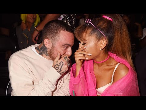 Ariana Grande Opens Up About Toxic Relationship With Mac Miller