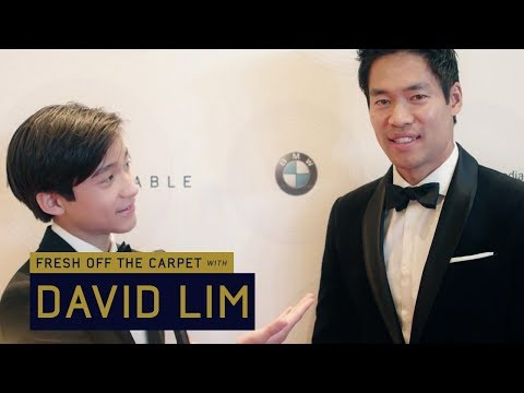 Fresh Off the Carpet - David Lim