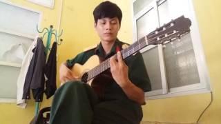 Xổ Số Kiến Thiết Miền Bắc guitar cover - Phiên bản bộ đội