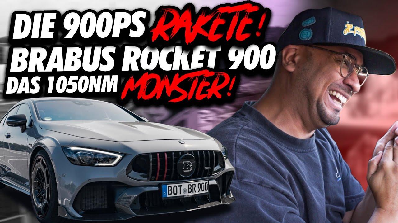 JP Performance - Die 900PS RAKETE! Brabus Rocket 900| Das 1050NM MONSTER