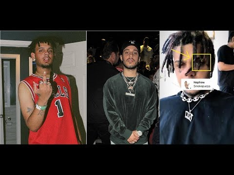 Yung Bans Denies that Russ gave him the BEATS... while photos of Smokepurpp w/ black eye surfaces.