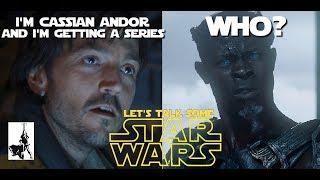 Disney/Lucasfilm Go Rogue Again (Let's Talk Some Star Wars)